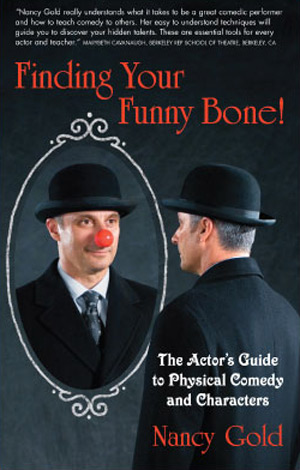 """Finding Your Funny Bone"" - cover"
