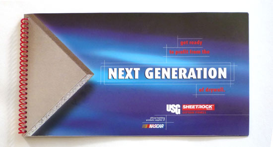 Next Generation / Brochure / cover