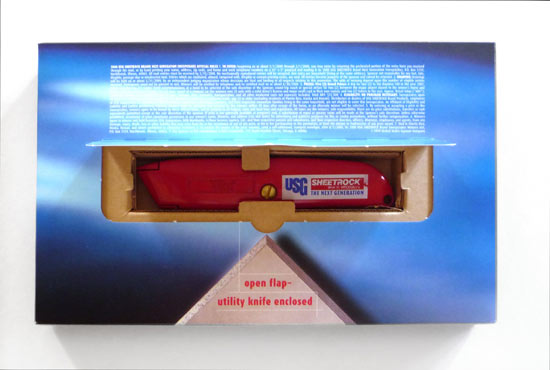 USG Direct Mail Promo Box